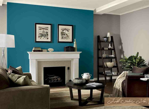 Wall-painting-Blue-hut-9 نقاشی ساختمان