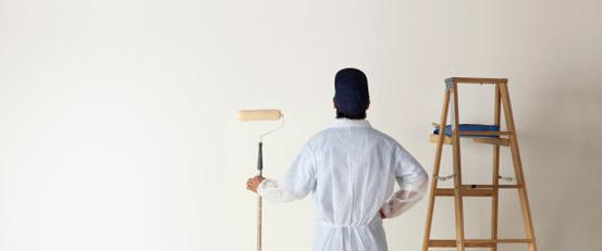 نقاش, نقاشی ساختمان