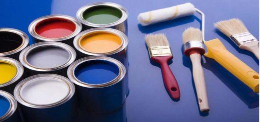 آماده سازی سطوح برای رنگ آمیزی با رنگ اکریلیک و اکرولیک