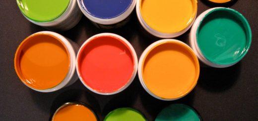 رنگ روغنی, رنگ روغن, انواع رنگ روغنی