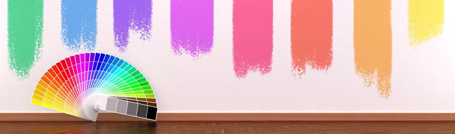 ترکیب رنگ های ساختمانی