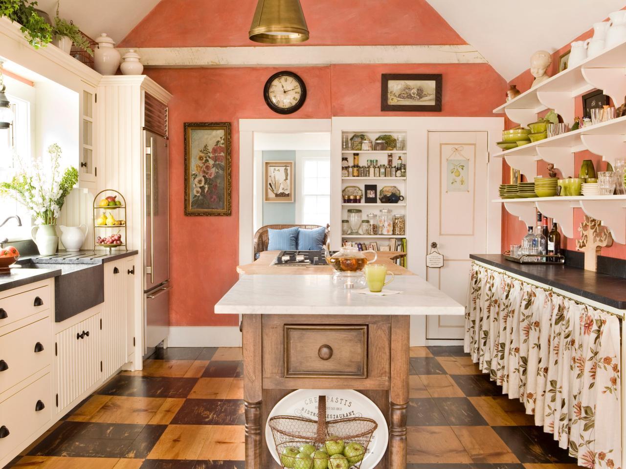 رنگ آمیزی آشپزخانه